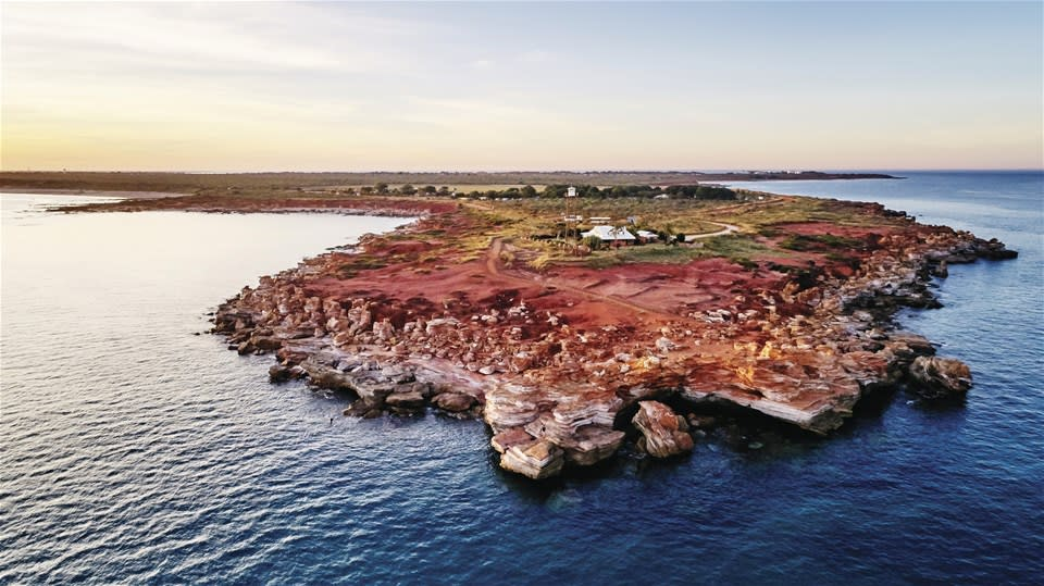 Broome Sights with Sunset Camel Ride