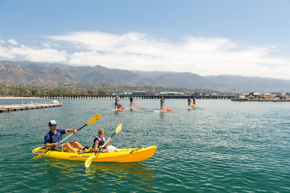 Santa Barbara Sea Kayaking