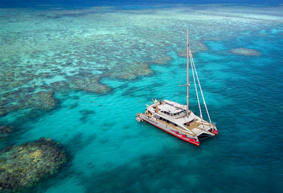 Outer Barrier Reef Sail (YOUTH BOOKINGS ONLY)