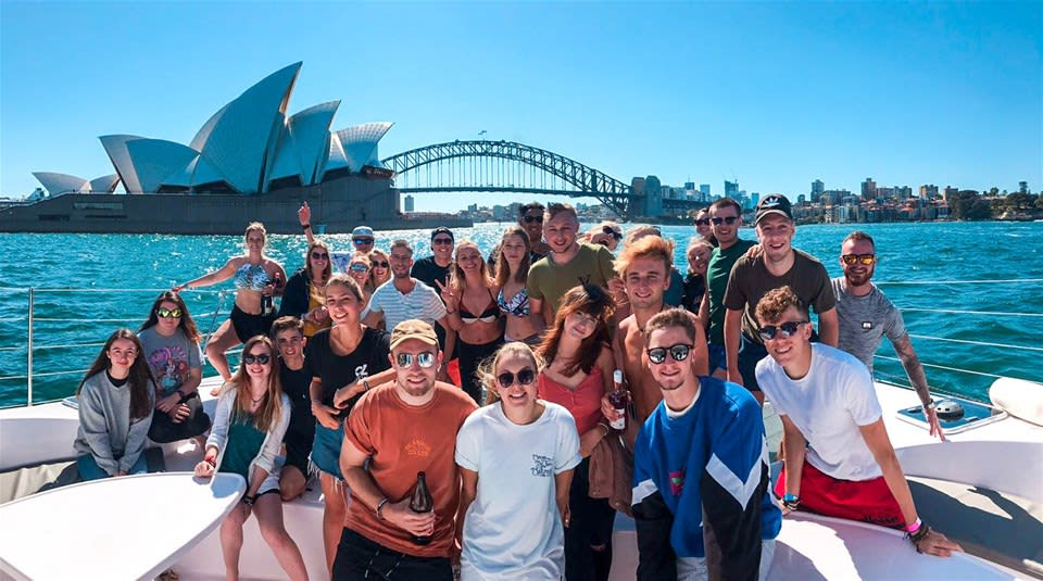 Working Holiday Visa Sydney Arrival Package