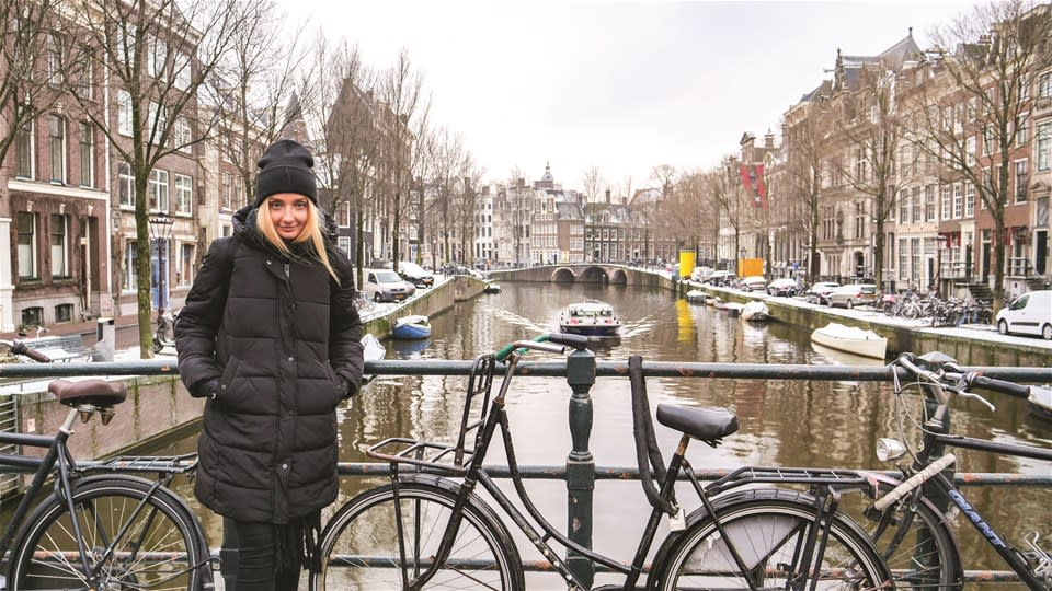 Amsterdam for Christmas