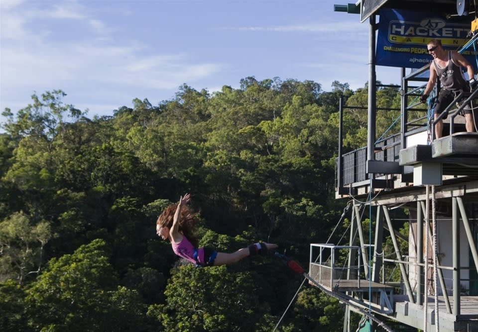 Cairns Bungy Jump