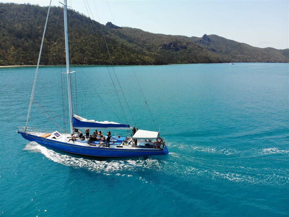 Southern Cross Sailing - 2 Days (YOUTH BOOKINGS ONLY)