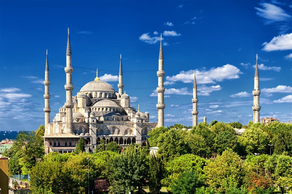 Turkey's History, Culture & Coastline