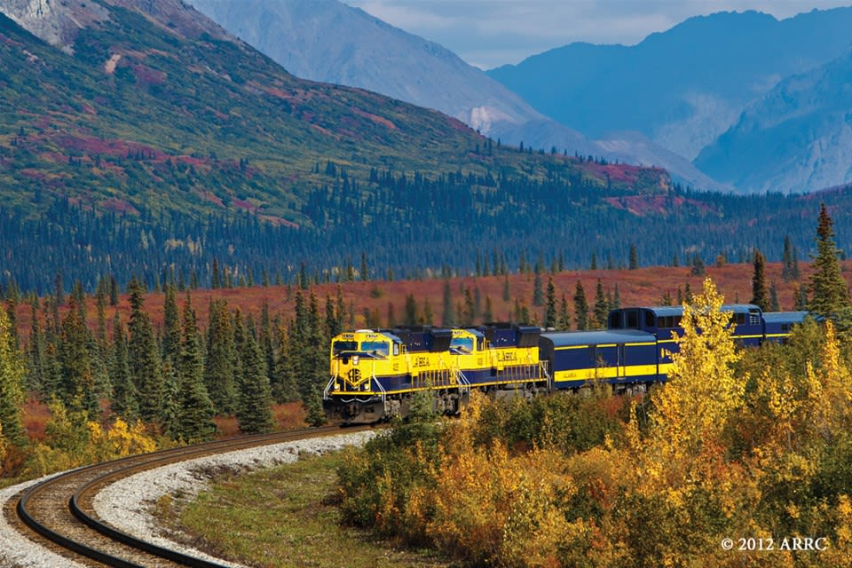 Alaska Railroad - Denali Star