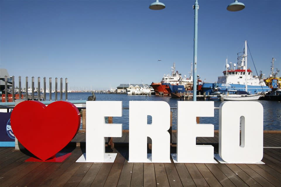 Fremantle - Convicts & Colonials
