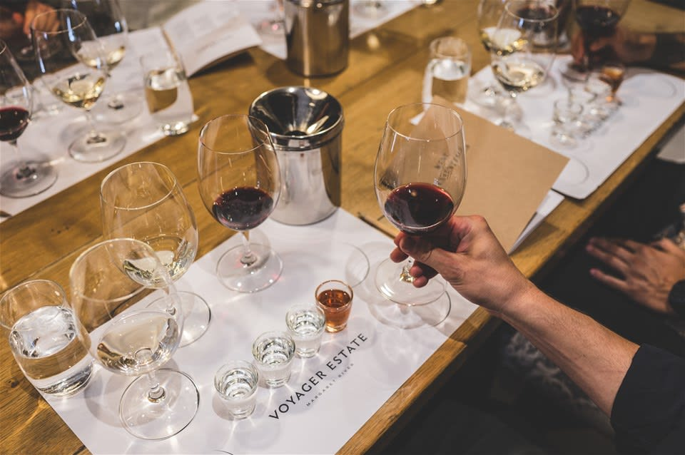 Ultimate Winery Experience - Origins of Voyager Estate