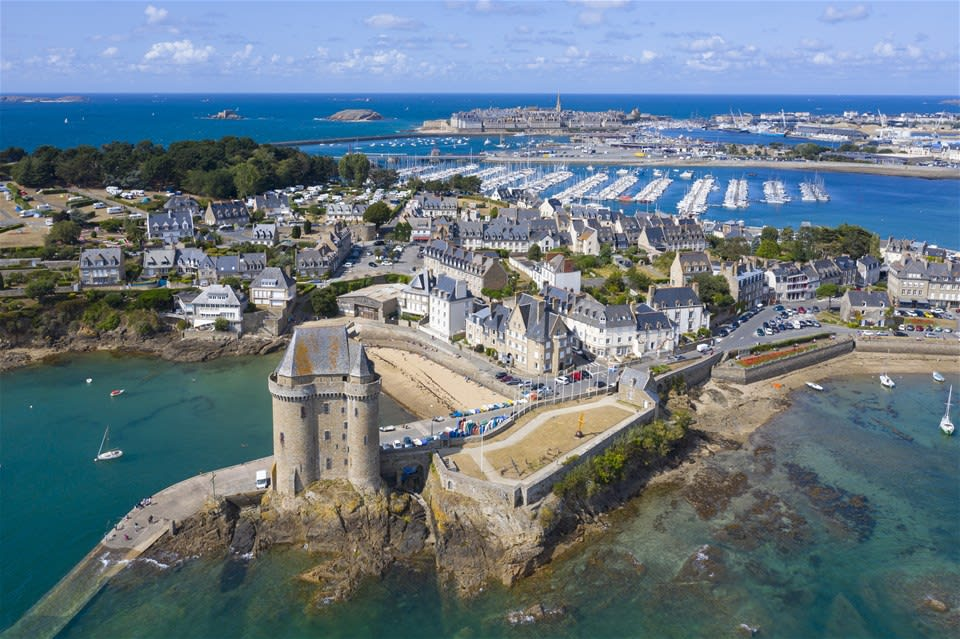 Brittany's Culture & Coast - by Ferry