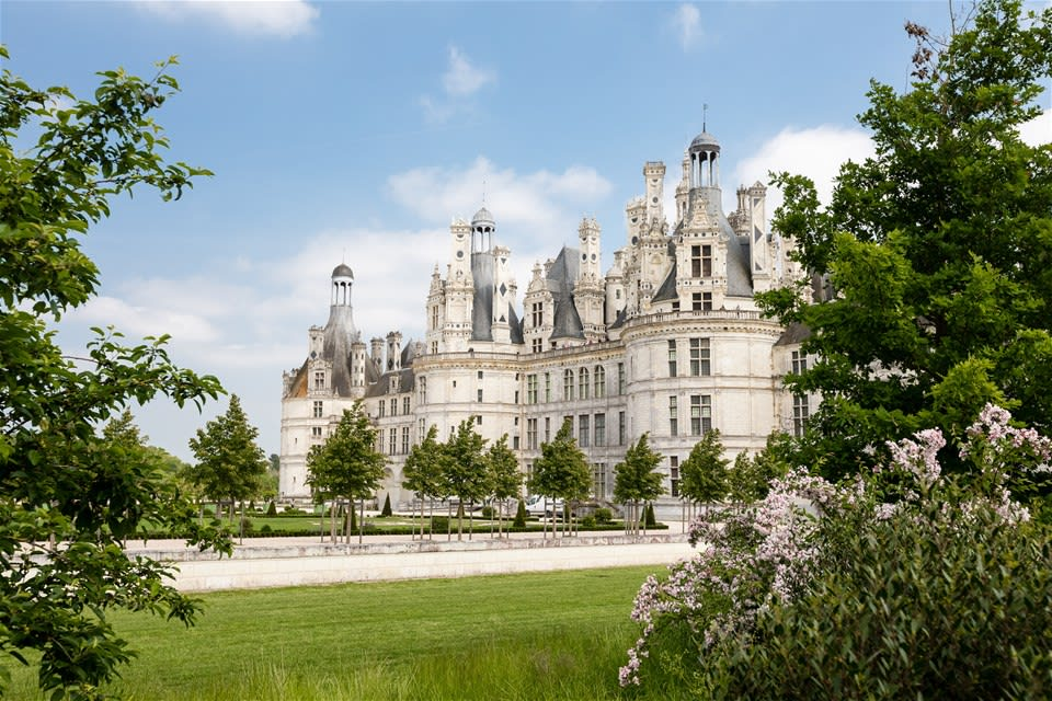 Chateaux of the Loire Valley by Ferry