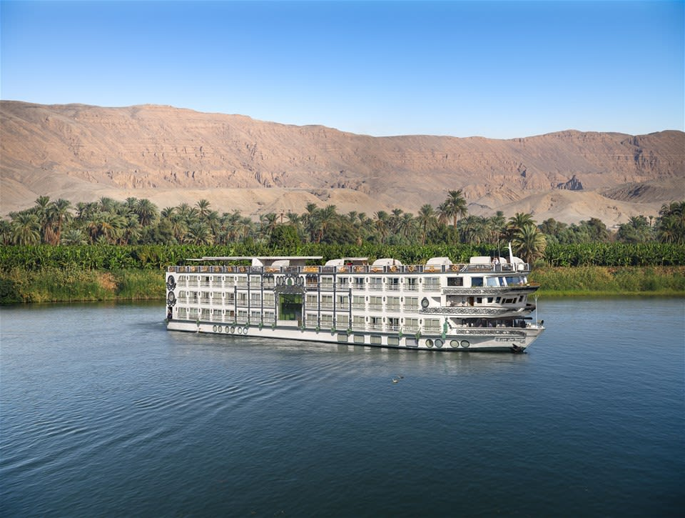 Sonesta St George 1 - 3 night Nile Cruise