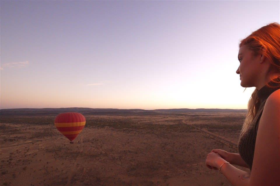 Outback Hot Air Ballooning - 30 Mins