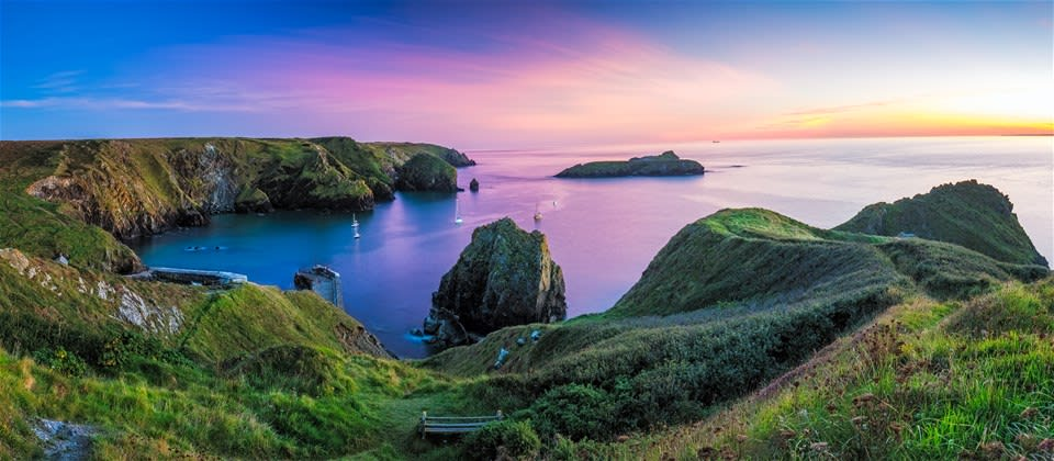 England Retreat: Cornwall