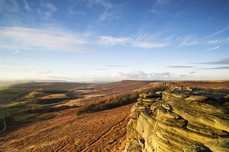 England Retreat: Peak District