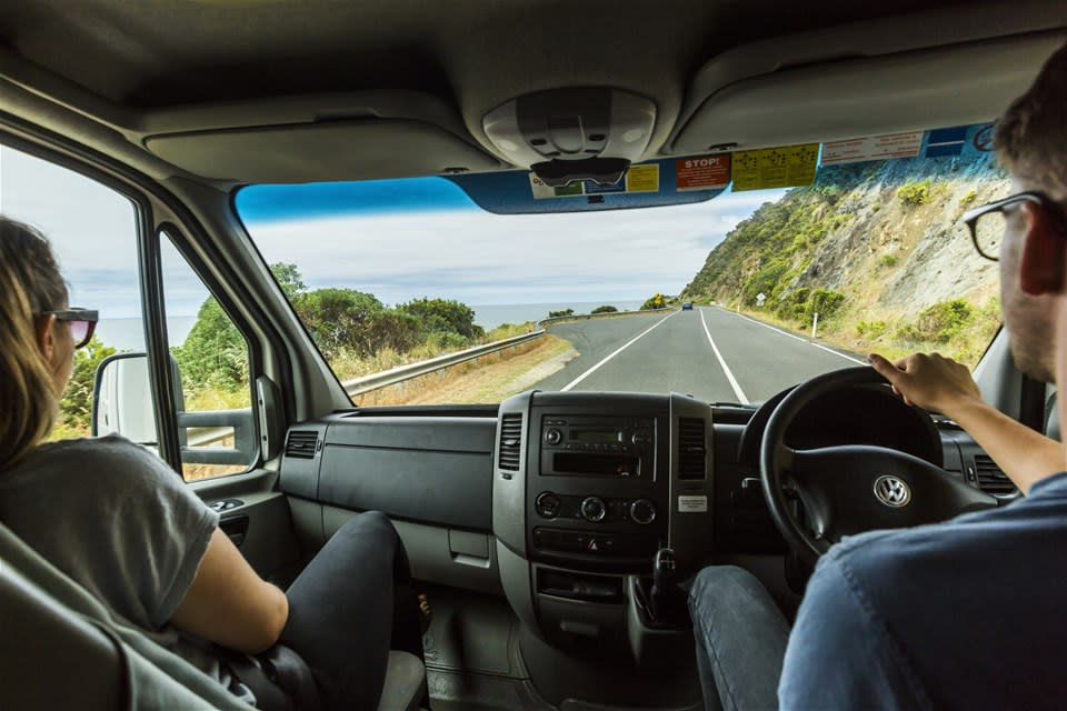 Melbourne, Mountains and the Great Ocean Road