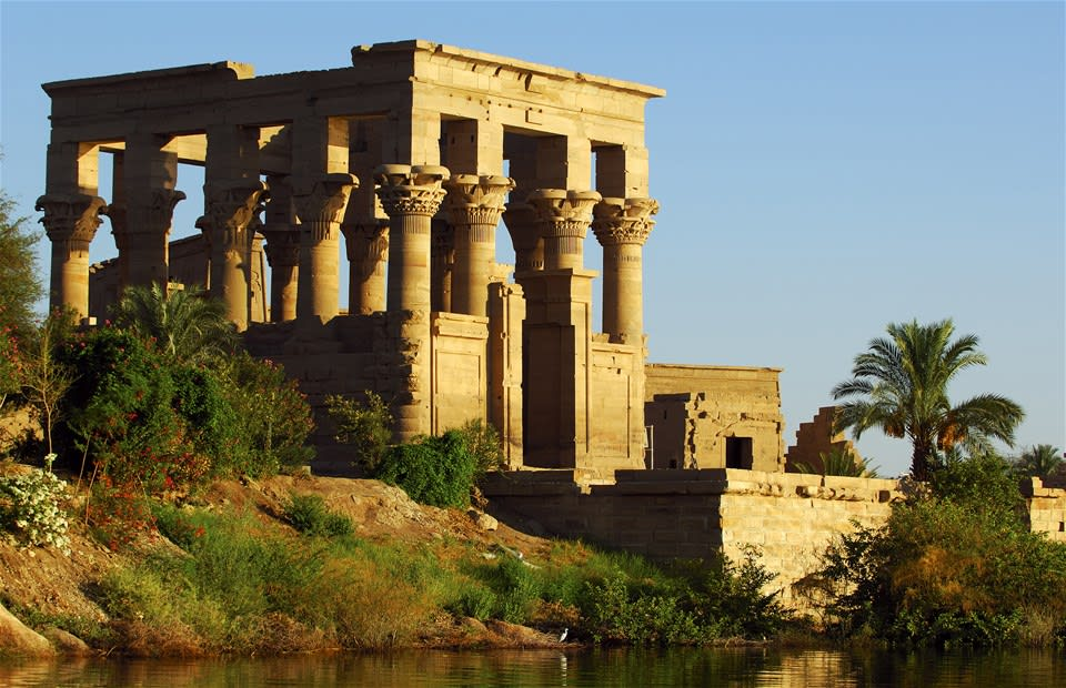 High Dam, Philae Temple & Unfinished Obelisk