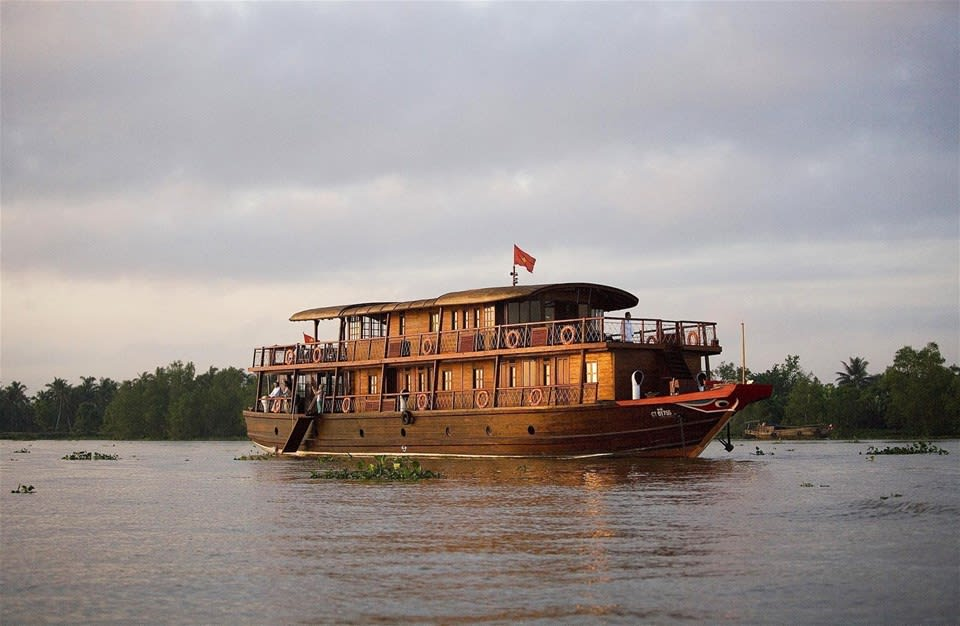 1 Night Mekong Delta Bassac Cruise