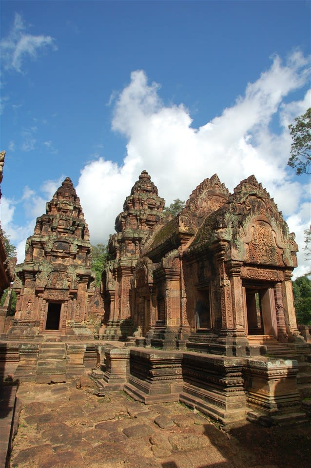Siem Reap's Temples, Jungle & Wildlife