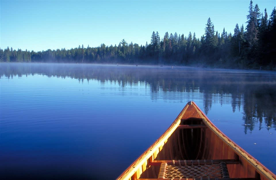 Algonquin by Canoe & Hike