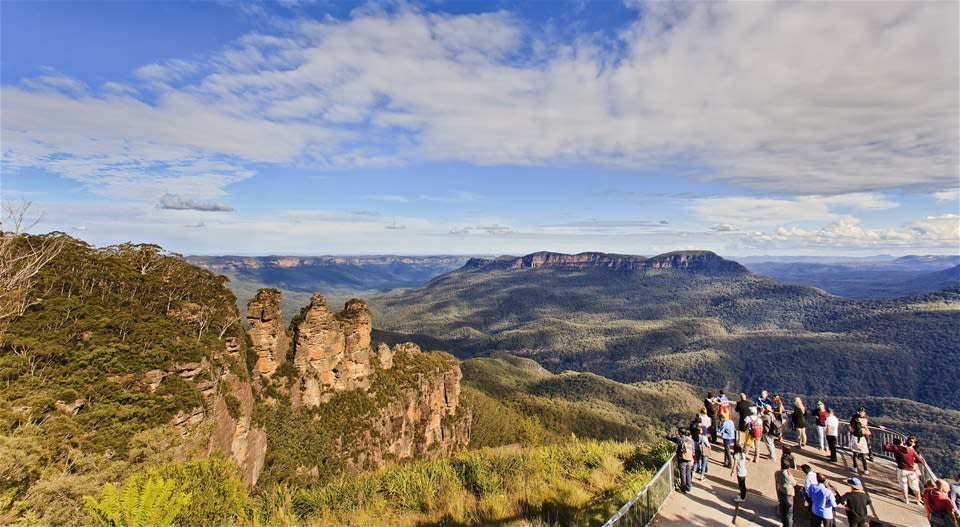 Blue Mountains Discovery