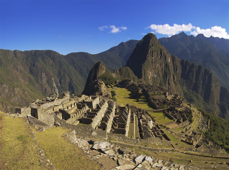 Iconic Wonders of Peru