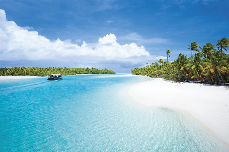 Cook Islands Castaway