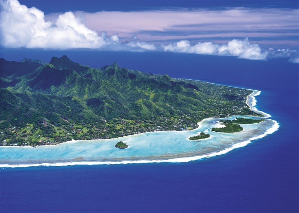 Hollywood to Cook Islands