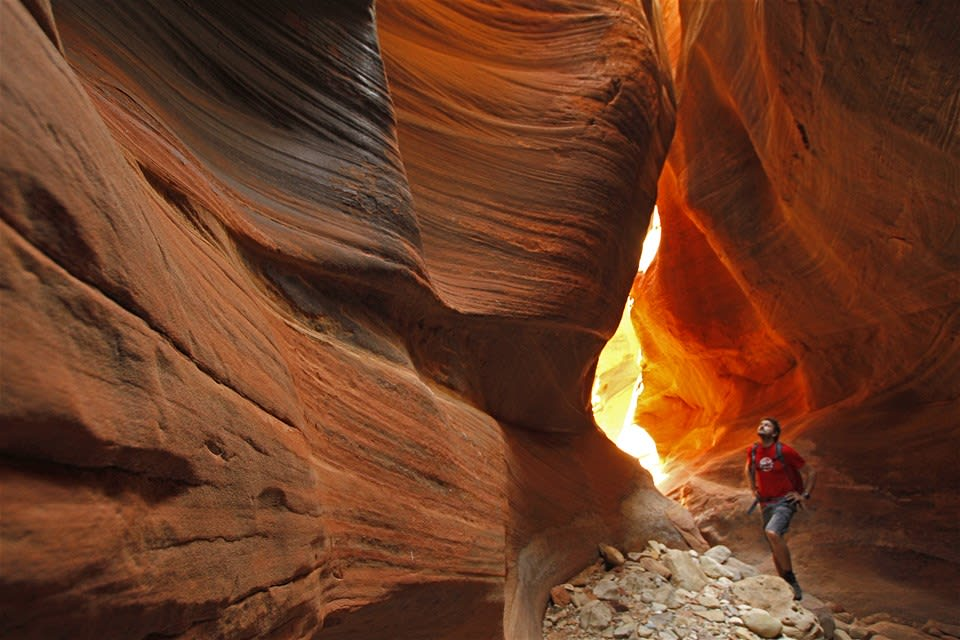 Buckskin Gulch Guided Hike