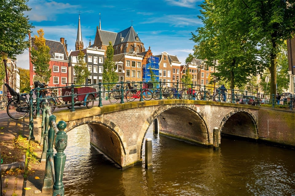 Explore Amsterdam's Charming Canals