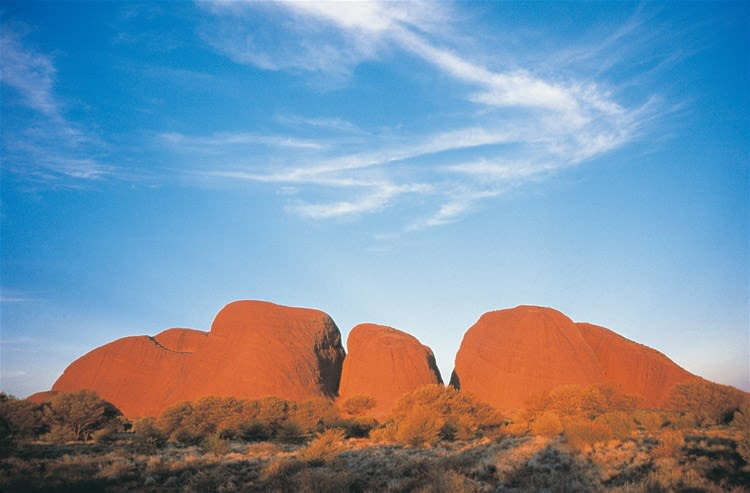 Red Centre Rocks
