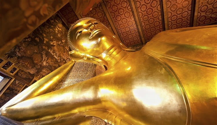 Wat Pho & the Grand Palace