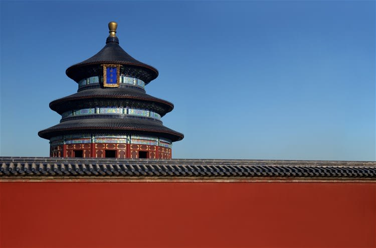 Imperial Palaces of Beijing