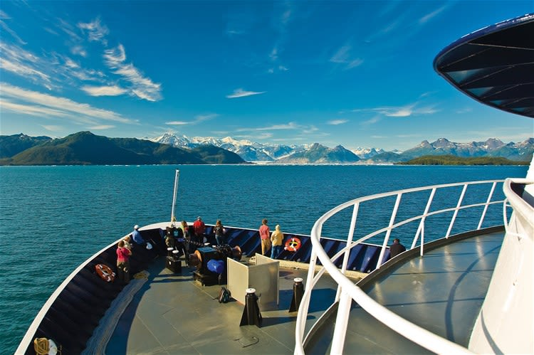 26 Glacier Cruise from Whittier