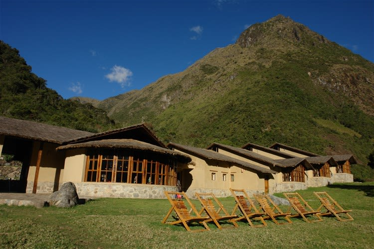 Lodge to Lodge Inca Trek - The Salkantay Route