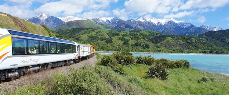 Coastal Pacific - Blenheim to Christchurch