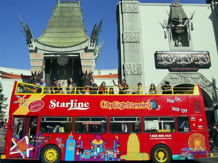 Los Angeles 2 Day Hop-On Hop-Off Bus Tour