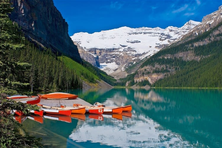 Passage Through The Rockies with Rocky Mountaineer & Optional Alaskan Cruise