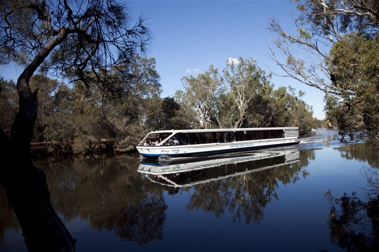 Swan River Wine Cruise