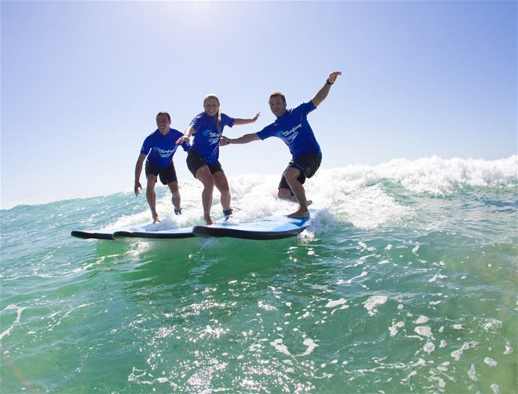 Byron Bay Surf Experience