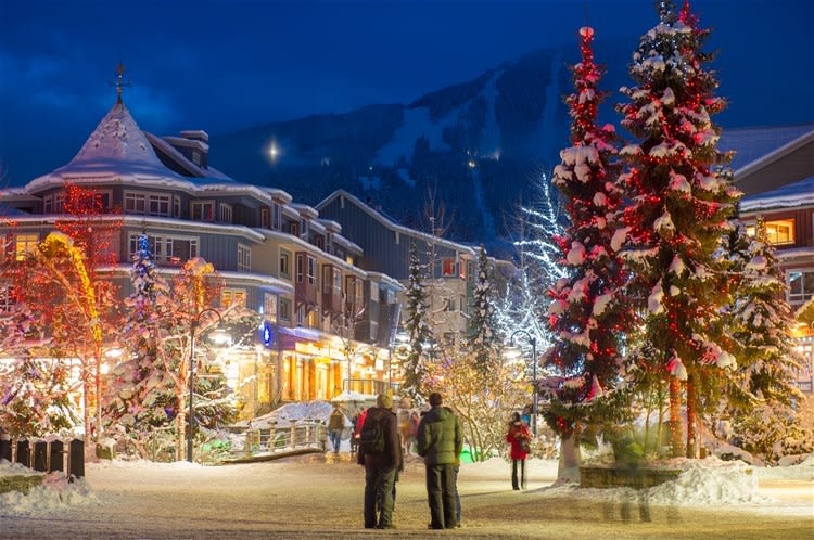 Northern Lights & Whistler Delights