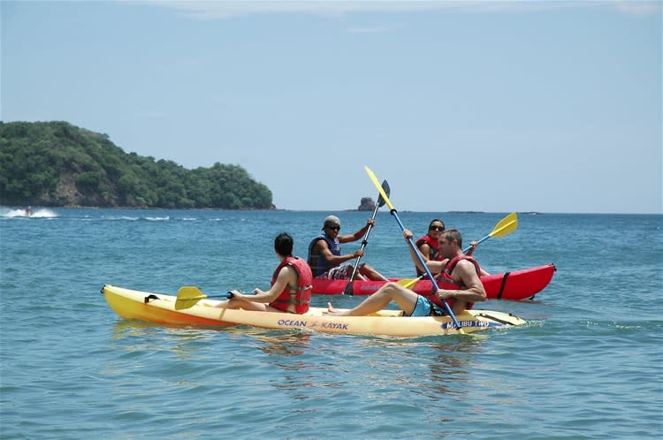 Ocean Kayaking and Snorkelling