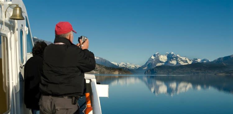 Glacier Cruise From Puerto Natales