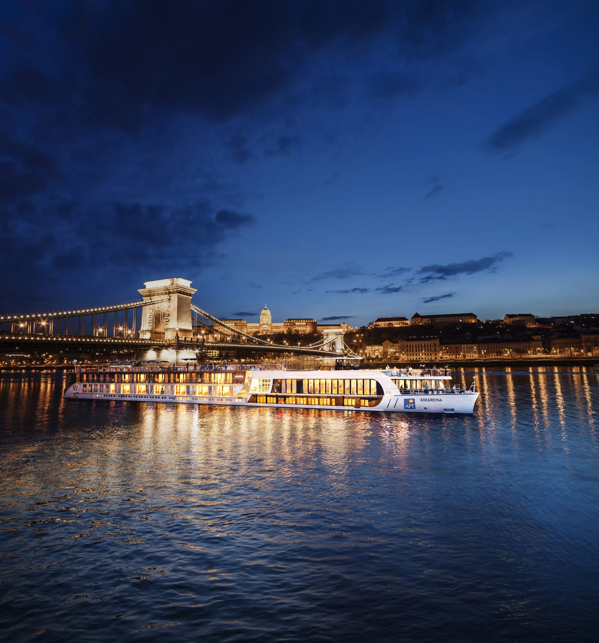 APT Guided Tours & River Cruises