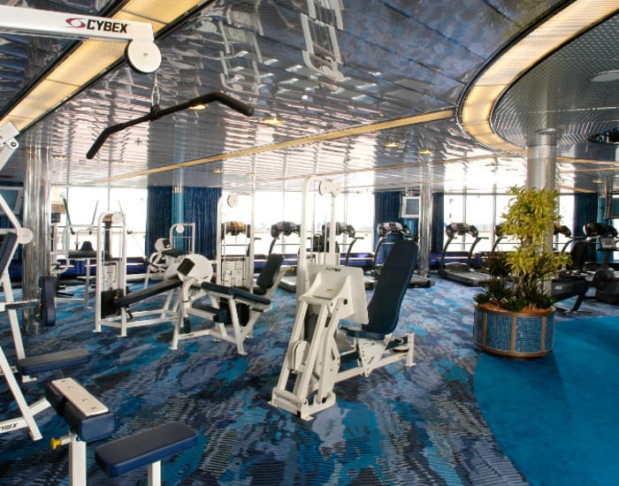 Health and Fitness Facilities