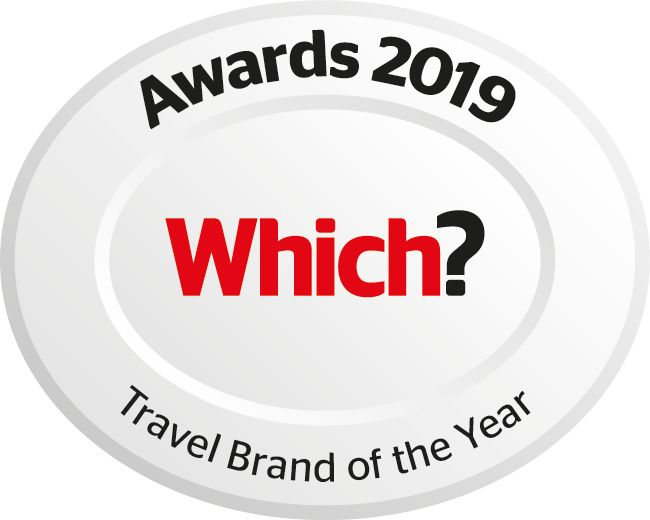 Which? Travel brand of the year